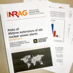 Risks of Life time Extension of Old Nuclear Power Plants